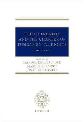 Commentary on the EU Treaties and the Charter of Fundamental Rights - Marcus Klamert