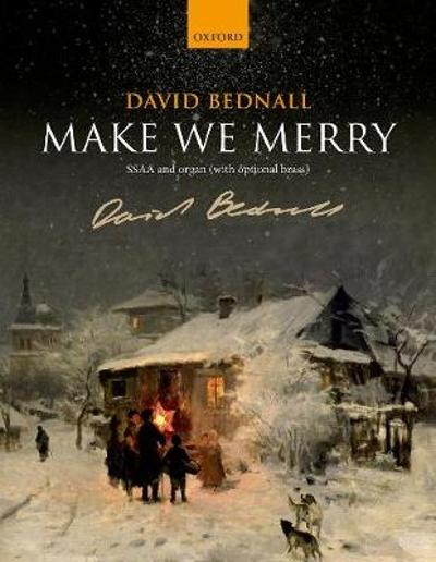 Make We Merry - David Bednall