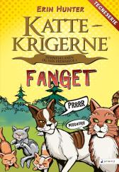Fanget - Erin Hunter Dan Jolley James L. Barry Tora Larsen Morset