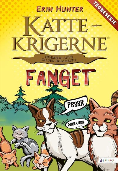 Fanget - Erin Hunter