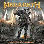 Megadeth Death by Design Hardcover - Various Various