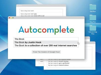 Autocomplete: The Book - Justin Hook