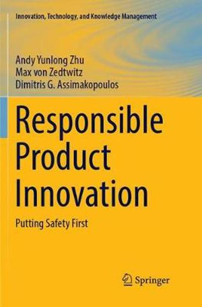 Responsible Product Innovation - Andy Yunlong Zhu