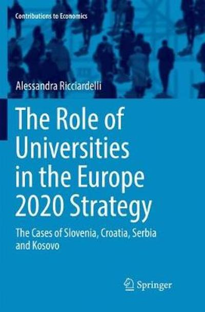 The Role of Universities in the Europe 2020 Strategy - Alessandra Ricciardelli