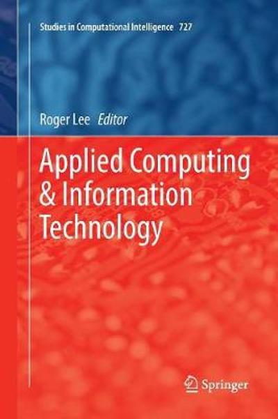 Applied Computing & Information Technology - Roger Lee