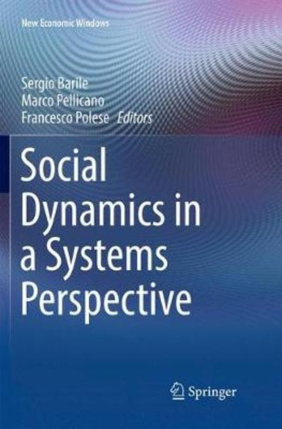 Social Dynamics in a Systems Perspective - Sergio Barile