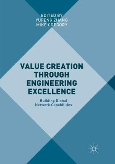 Value Creation through Engineering Excellence - Yufeng Zhang
