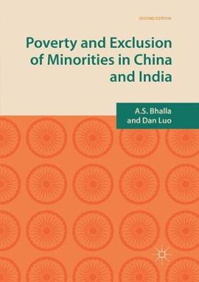 Poverty and Exclusion of Minorities in China and India - A.S. Bhalla