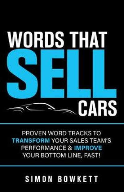 Words That Sell Cars - Simon Bowkett