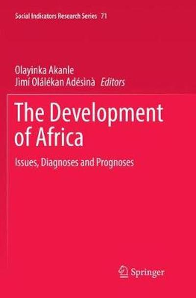 The Development of Africa - Olayinka Akanle