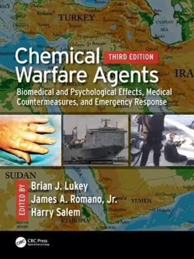 Chemical Warfare Agents - Brian J. Lukey