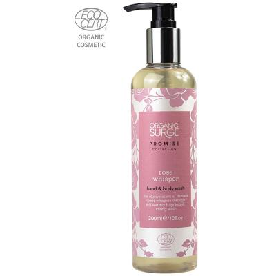 Rose Whisper Hand & Body Wash - Organic Surge