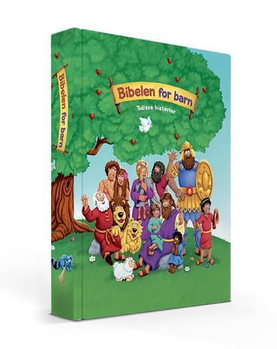 Bibelen for barn - Maria Andersen