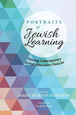 Portraits of Jewish Learning - Diane Tickton Schuster