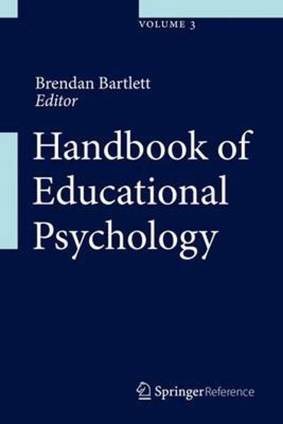 Handbook of Educational Psychology - Brendan Bartlett