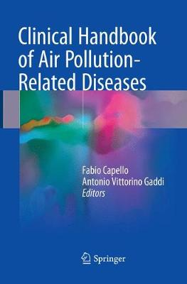 Clinical Handbook of Air Pollution-Related Diseases - Fabio Capello
