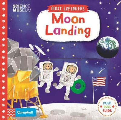 Moon Landing - Campbell Books