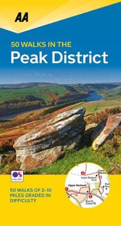 50 Walks in the Peak District -