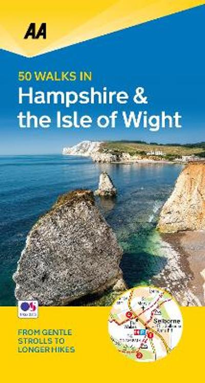 50 Walks in Hampshire & Isle of Wight -