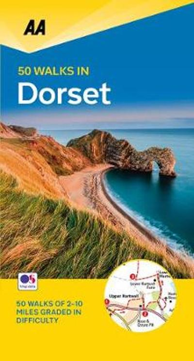 50 Walks in Dorset -
