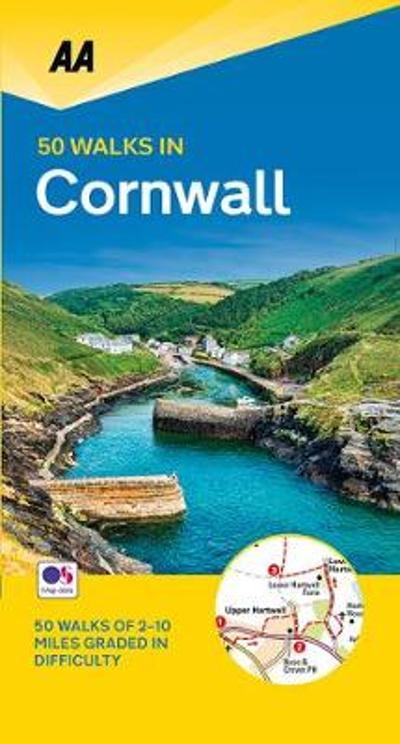 50 Walks in Cornwall -