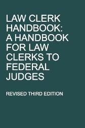 Law Clerk Handbook - Michigan Legal Publishing Ltd