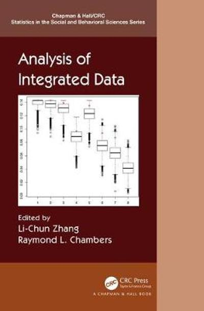 Analysis of Integrated Data - Li-Chun Zhang