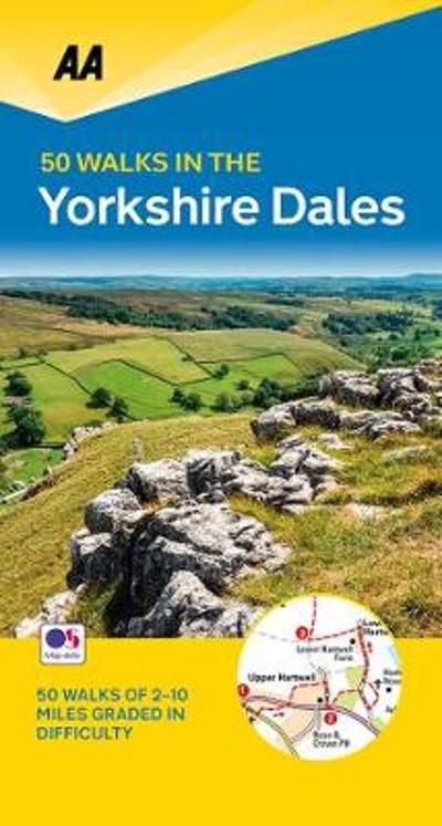 50 Walks in the Yorkshire Dales -