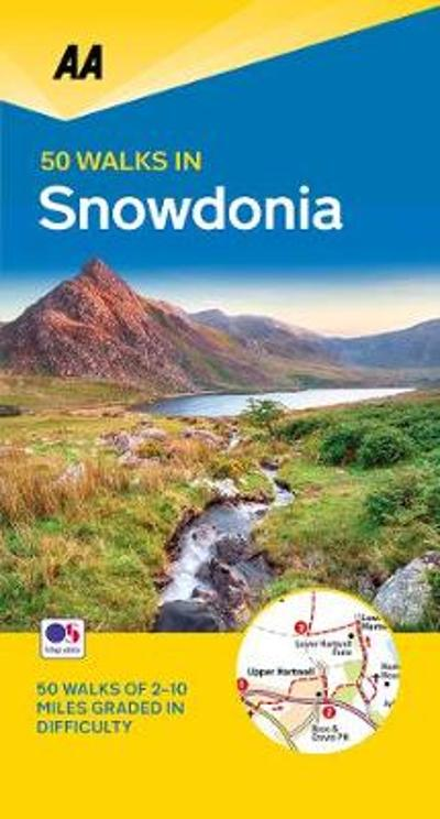 50 Walks in Snowdonia & North Wales -