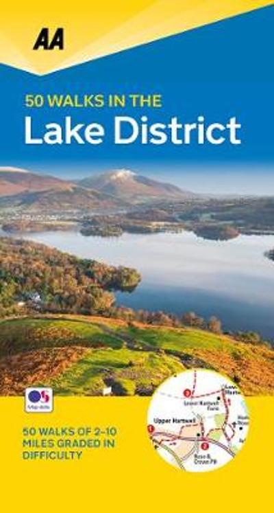 50 Walks in the Lake District -