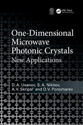 One-Dimensional Microwave Photonic Crystals - D.A. Usanov