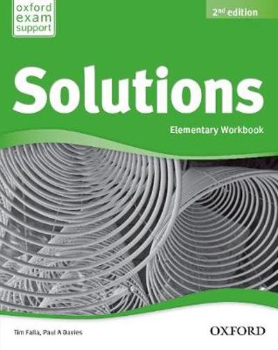 Solutions: Elementary: Workbook -