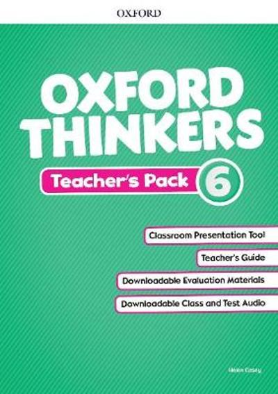 Oxford Thinkers: Level 6: Teacher's Pack -