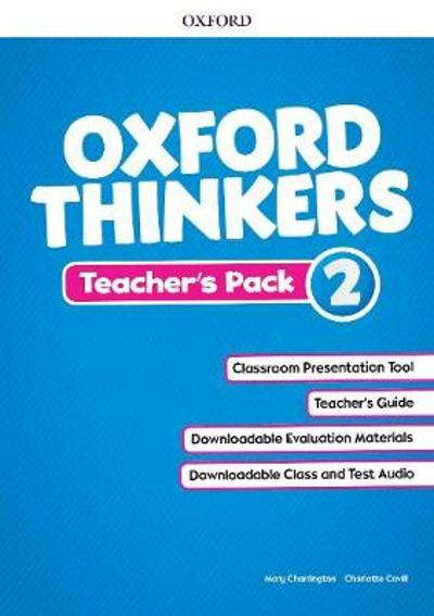 Oxford Thinkers: Level 2: Teacher's Pack -