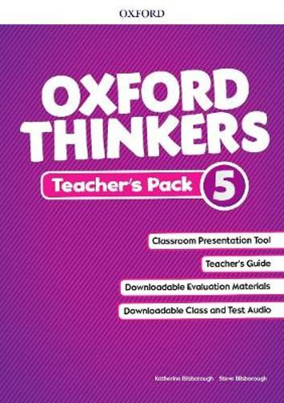 Oxford Thinkers: Level 5: Teacher's Pack -