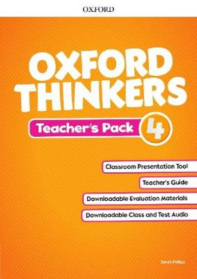 Oxford Thinkers: Level 4: Teachers Book Pack -