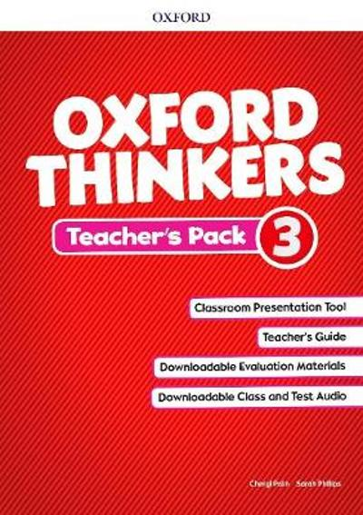 Oxford Thinkers: Level 3: Teacher's Pack -
