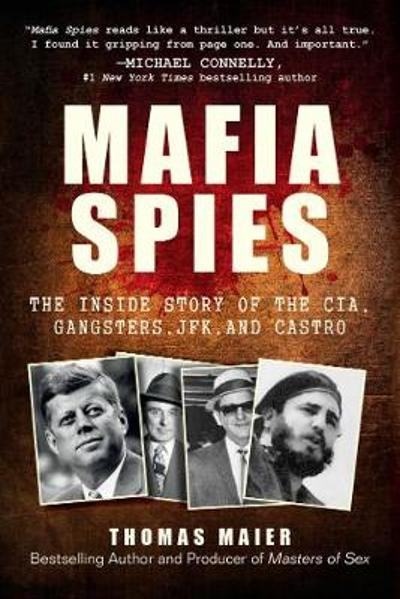 Mafia Spies - Thomas Maier