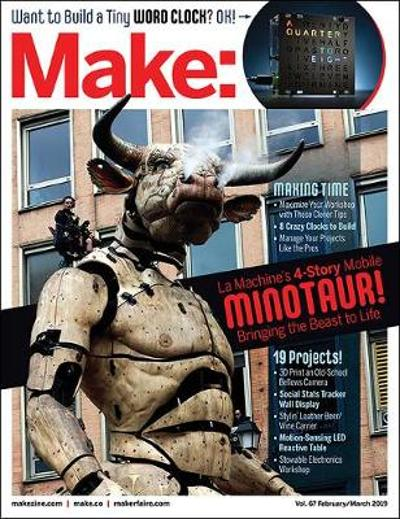 Make: Volume 67 - Mike Senese