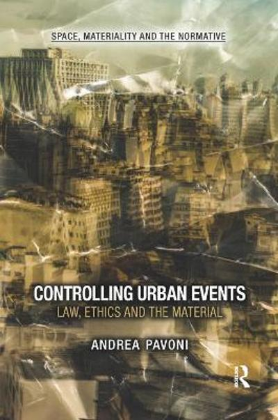 Controlling Urban Events - Andrea Pavoni