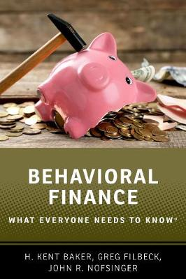 Behavioral Finance - H. Kent Baker
