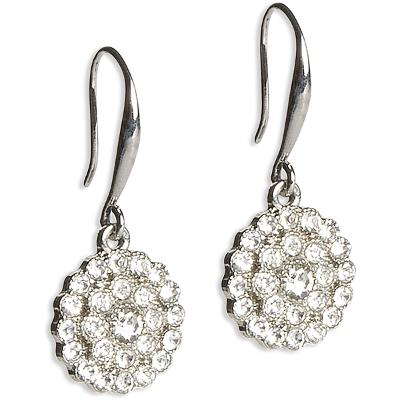 PEARLS FOR GIRLS Amie Earring Silver - PFG Stockholm