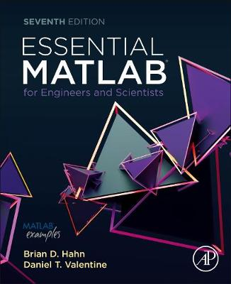 Essential MATLAB for Engineers and Scientists - Hahn