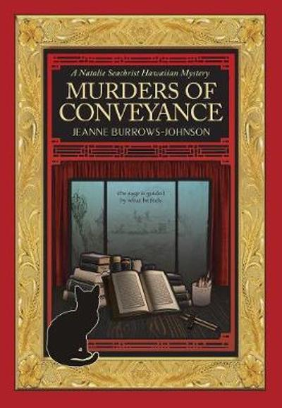 Murders of Conveyance - Jeanne Burrows-Johnson