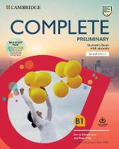 Complete Preliminary Self Study Pack (SB w Answers w Online Practice and WB w Answers w Audio Download and Class Audio) - Peter May Emma Heyderman