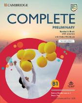 Complete Preliminary Student's Book with Answers with Online Workbook - Peter May Emma Heyderman