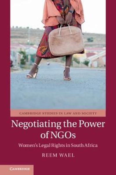 Negotiating the Power of NGOs - Reem Wael