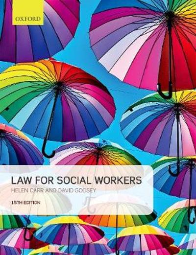Law for Social Workers - Helen Carr