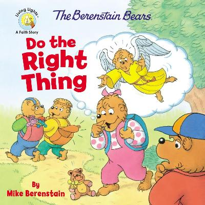 The Berenstain Bears Do the Right Thing - Mike Berenstain