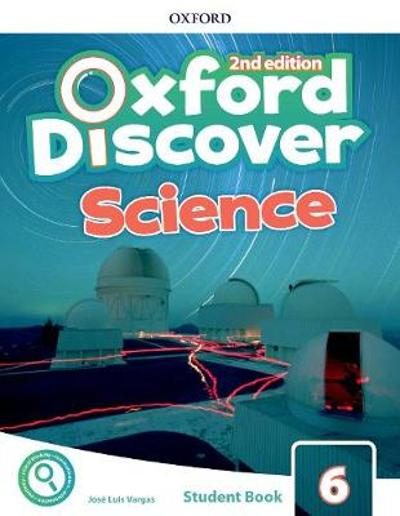 Oxford Discover Science: Level 6: Student Book with Online Practice -